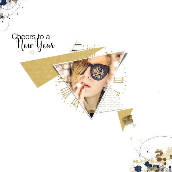 happy new year © sylvia • sro 2018 • happy new year by lorieM designs