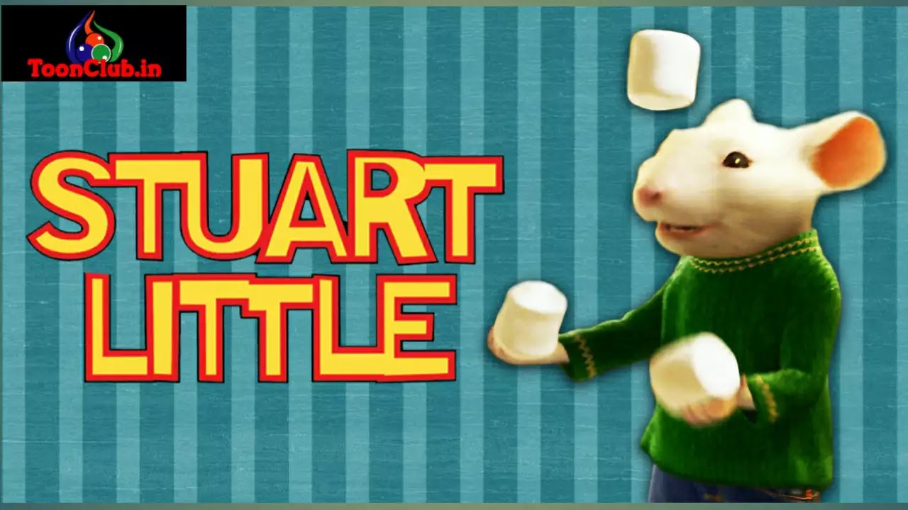 Stuart Little Animation Movie In Hindi Dubbed Free Download