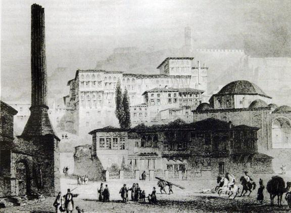 Η αράπισσα και ο υπουργός της αστυνομίας: Ιστορία δουλείας στο Ναύπλιο του 1825
