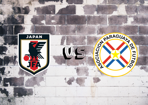 Japón vs Paraguay  Resumen