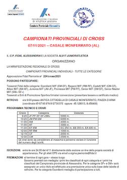 Casale Monferrato 7 novembre