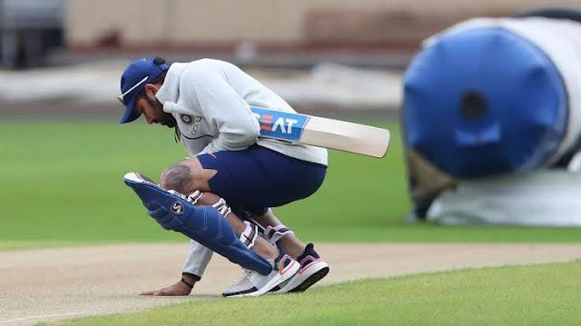 ओवल की पिच देख 'टीम इंडिया की मुश्किलें' बढ़ी