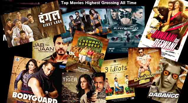 Bollywood's Top 10+ Highest Grossing Films - My Digital Services