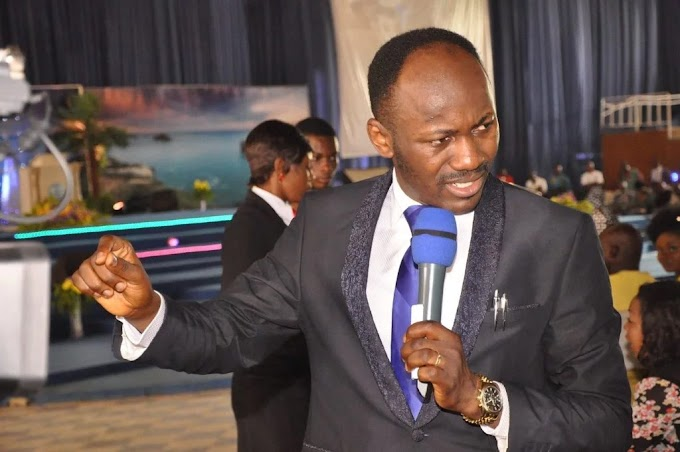 Apostle Suleman releases 38 shocking prophecies on Osinbajo, Boko Haram, others (Read Full Text)