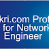 How to update your profile for the network engineer or CCNA jobs.
