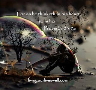 Proverbs 23:7a