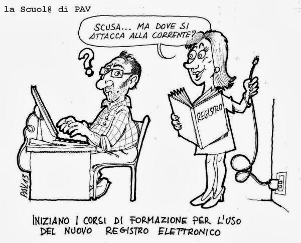 Favorito Appunti e Spunti: Vignette sulla scuola (1) WF81