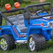 Battery Ride on Toys - Little Ones Jeeps | Jeep Wrangler Unlimited Rubicon