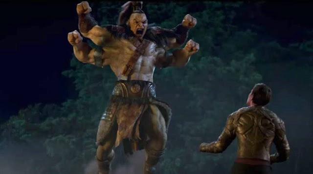 Mortal Kombat HD Images