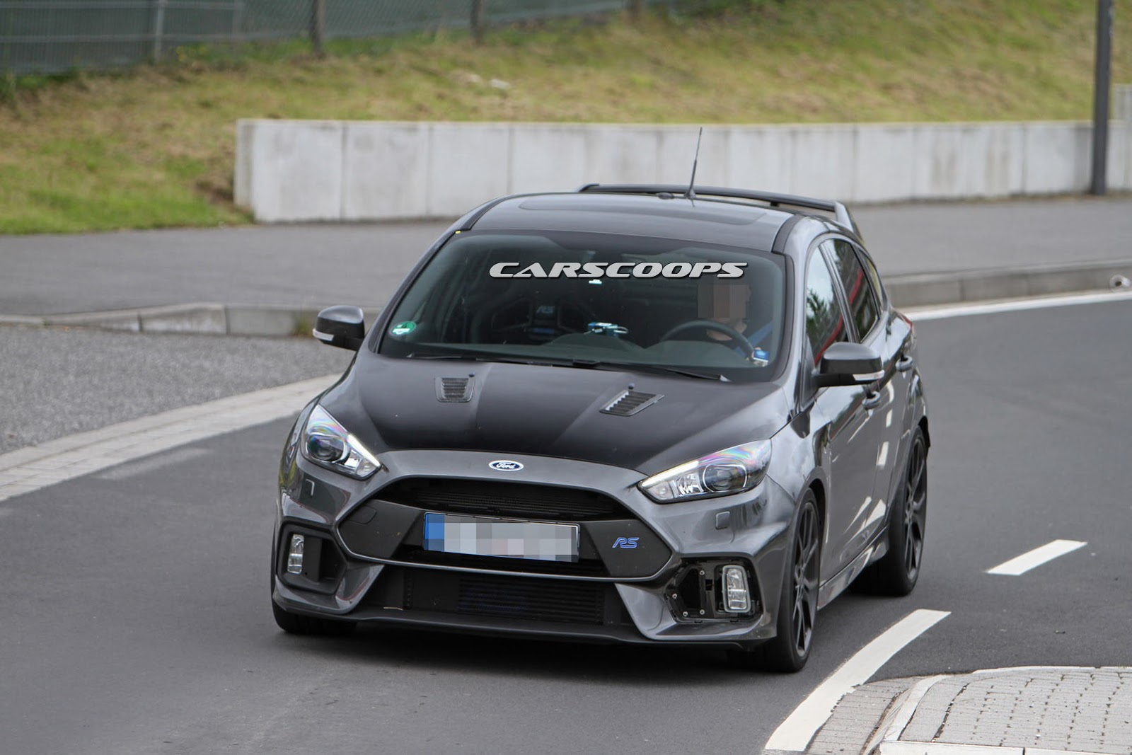 insane 2017 ford focus rs500 expected to deliver 400hp. Black Bedroom Furniture Sets. Home Design Ideas