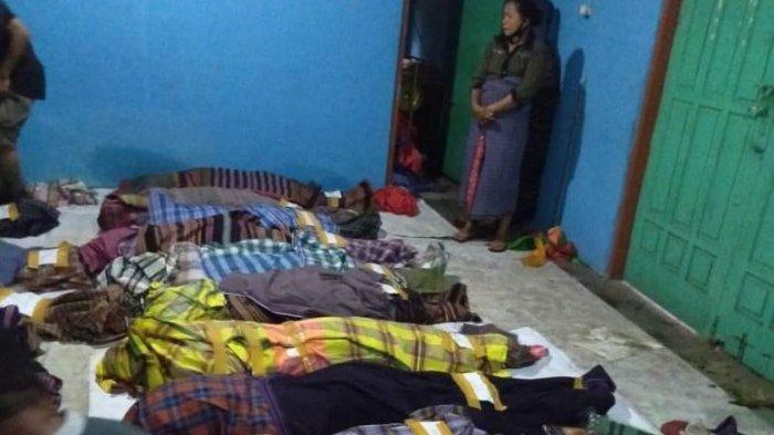 Warga Adonara: Kami Panik dan Menemukan Jenazah Masih Terbaring di Kasur