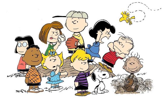 Charlie Brown e sua turma inspiram visual normcore pra se usar já!