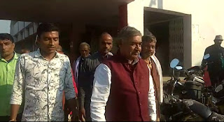 phed-minister-introduce-in-madhubani-court