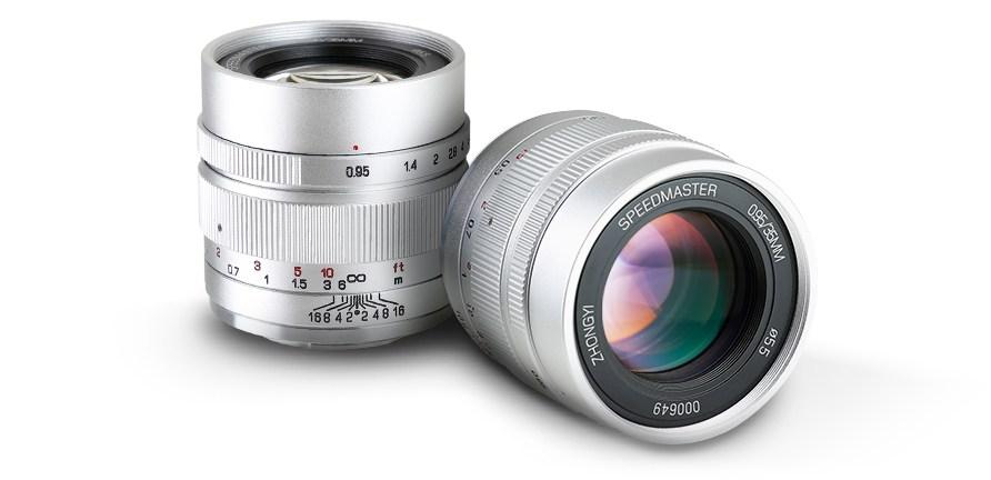 Объектив Zhongyi Mitakon Speedmaster 35mm f/0.95 II