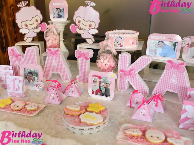 Phụ kiện sinh nhật Biên Hào