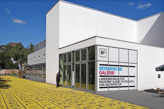Berlinische Galerie em Berlim
