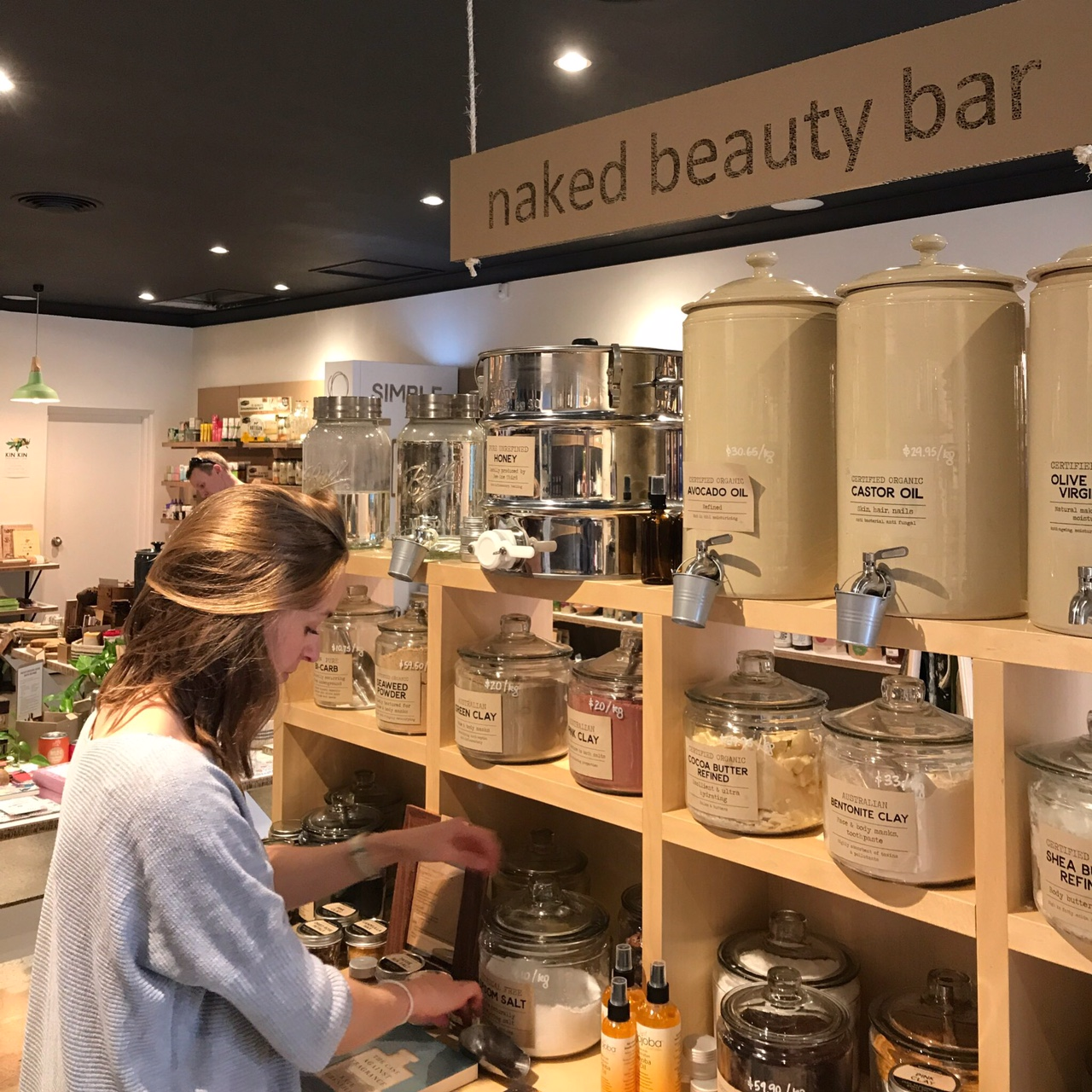DIY Beauty With Biome's Naked Beauty Bar