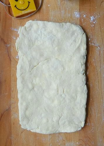 dough rectangle
