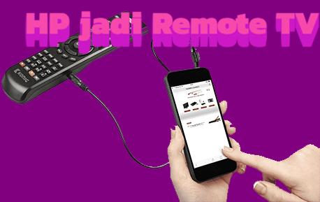 2 Cara Menggunakan HP Oppo Sebagai Remote TV