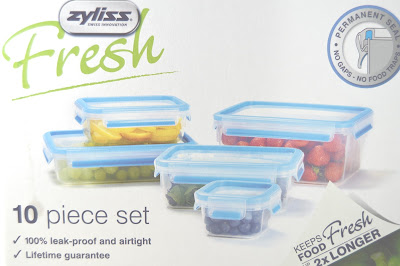 Zyliss Fresh Giveaway