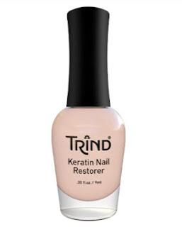 Tratamen unghii TRIND Keratin Nail Restorer păreri forum