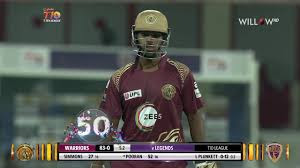 Highest score in T10 league 183/2