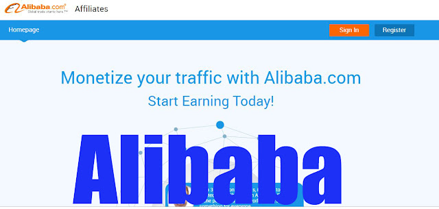 What is alibaba affiliate marketing and how to work