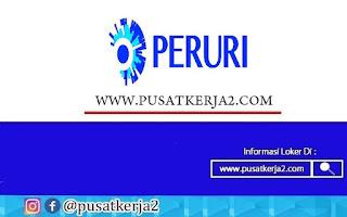 Lowongan Kerja Terbaru Peruri Digital Security Desember 2020