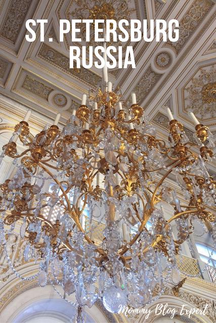 St Petersburg Russia Hermitage Museum