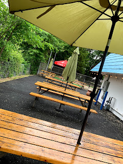 Outdoor dining is back at Murphy's in Ashland, Massachusetts and restaurants across New England.
