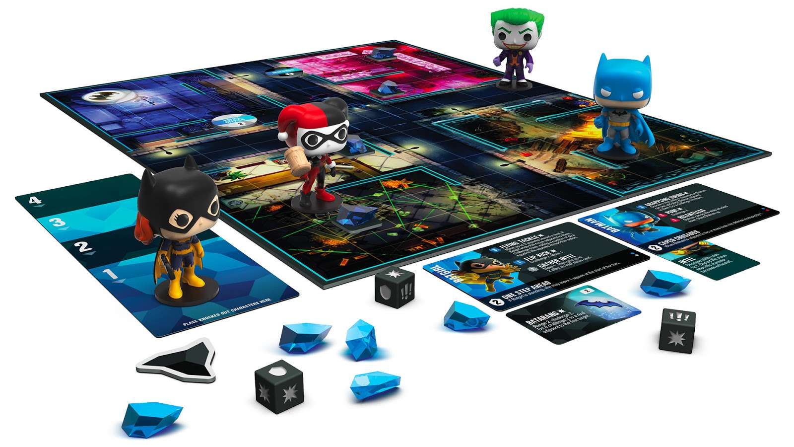 News Collider Board Game News Funkoverse Out Sells Expectations