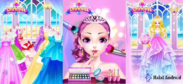 Princess Fashion Games