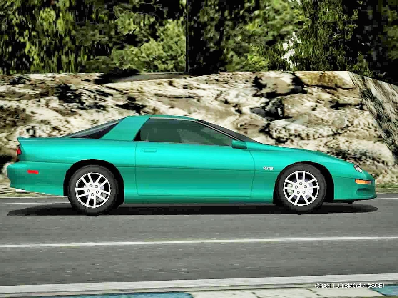 gt4 2000 chevrolet camaro ss [ 1280 x 960 Pixel ]