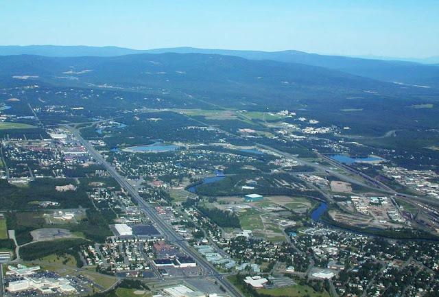 Fairbanks - Alasca - EUA