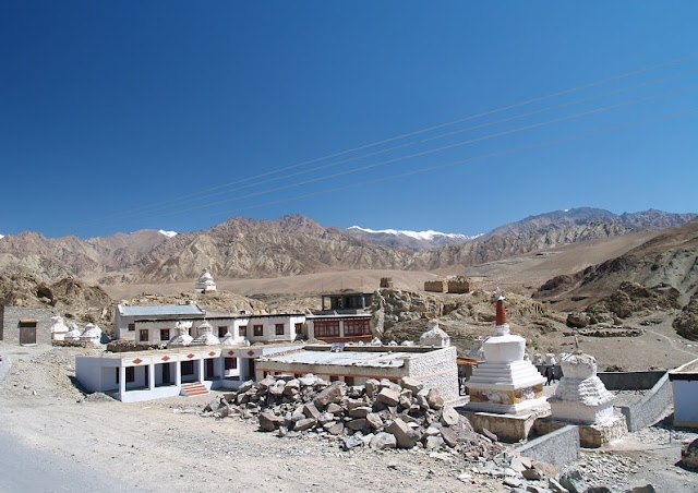 Alchi Monastery, Best Places to visit in Ladakh