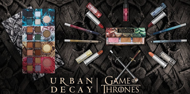 Gra O Tron Urban Decay