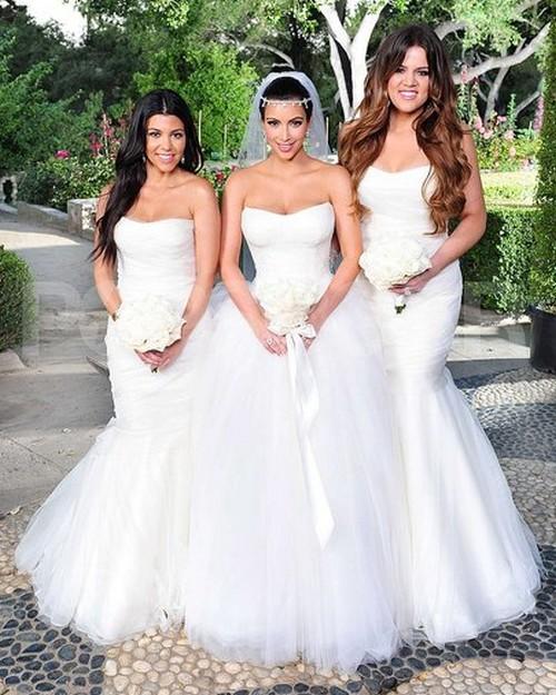 Kim Kardashian Wedding Gown: FASHION DESIGN: Kim Kardashian Wedding Dresses