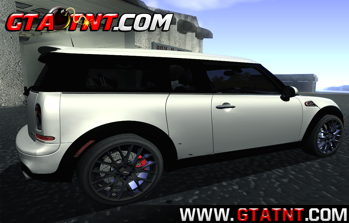 Step Van Mini Cooper Mods