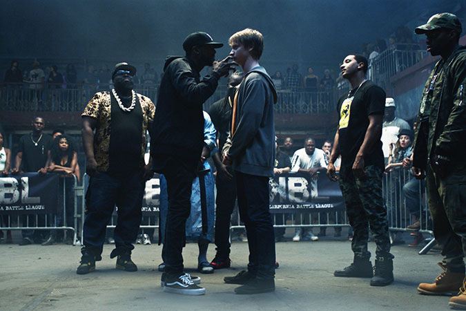 Film Rap Battle Bodied