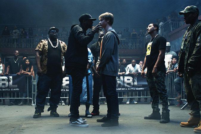 Film Rap Battle Bodied