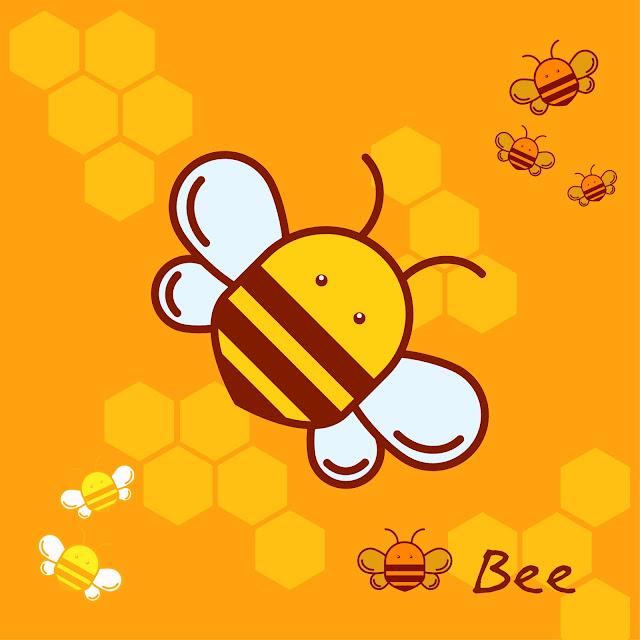 ภาพผึ้งตอนเสร็จแล้ว