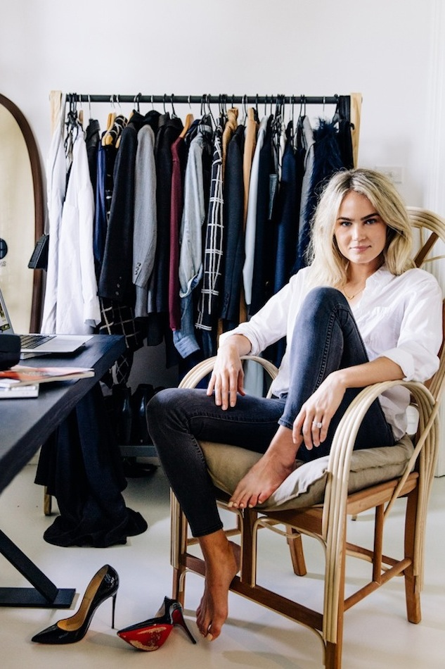 Decor inspiration | At Home with: Fashion Blogger Brooke ...