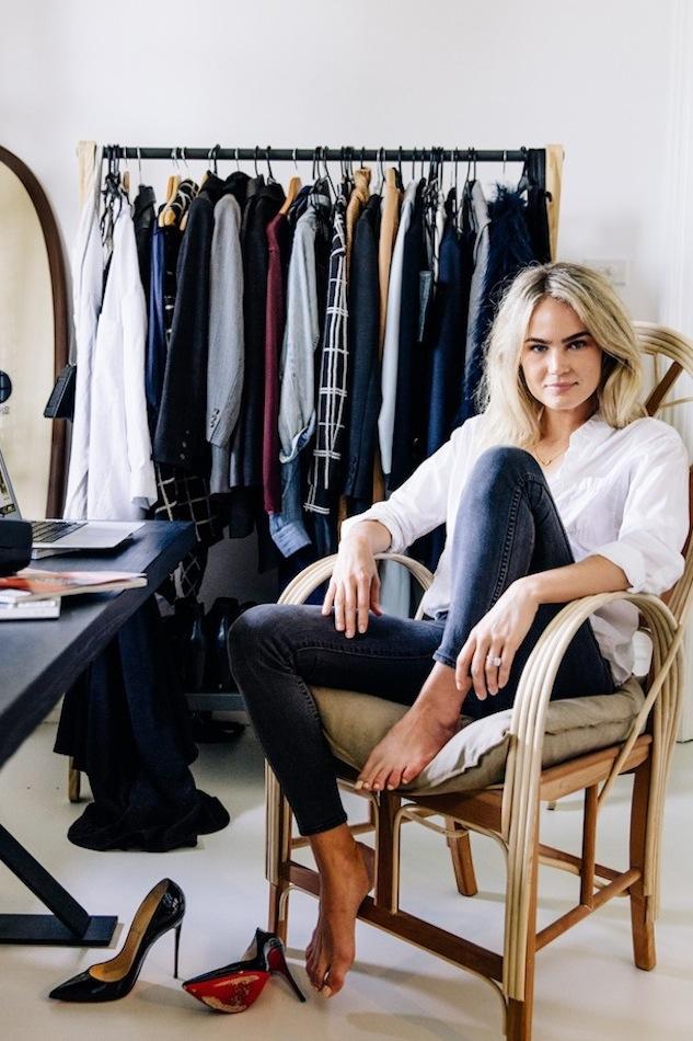 decor inspiration at home with fashion blogger brooke testoni cool chic style fashion. Black Bedroom Furniture Sets. Home Design Ideas
