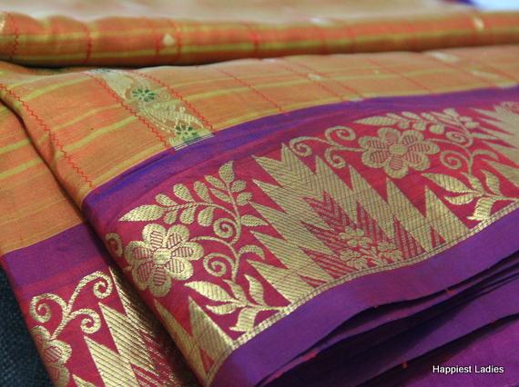 south silk saree