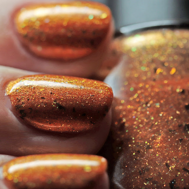 Bases Loaded Lacquer Fifty Shades of Hey