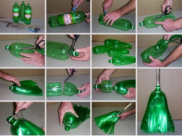 20 Macam Kreasi Botol Bekas Unik dan Sangat Bermanfaat