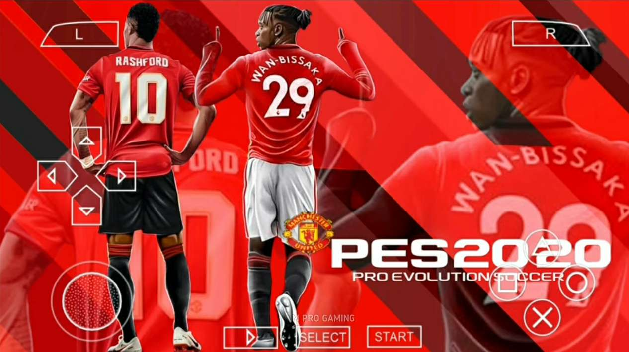 PES 2020 Mod Camera PS4 ISO PPSSPP 400MB ANDROID