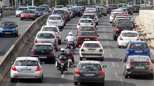 Δεν θα δοθεί άλλη παράταση για την αποπληρωμή των τελών κυκλοφορίας