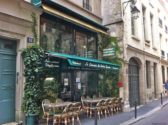Restaurante Le Grenier de Notre-Dame em Paris