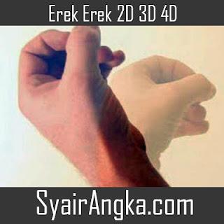 Erek Erek Onani / Ngocok 2D 3D 4D